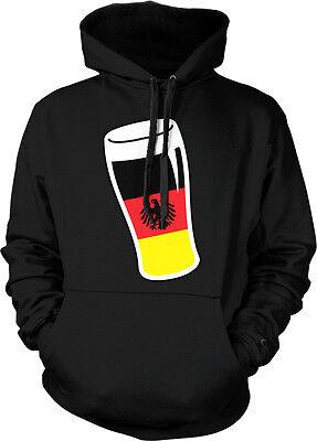 Oktoberfest Beer Tents Brats Babes Dirndl Munich Bavaria Germany Hoodie Pullover