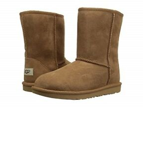 dff76e6e259 Details about UGG Kids Classic II Sheepskin Boot 1017703K Chestnut  *Authentic *New**