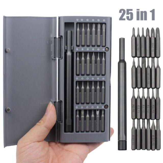 Multi-Tool 25 In 1 Xiaomi MiJia Precision Screwdriver Set Aluminium Repair