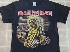 IRON MAIDEN 2003 Killers T-SHIRT Mens MED Worn In Old Vtg Version Album Cover M