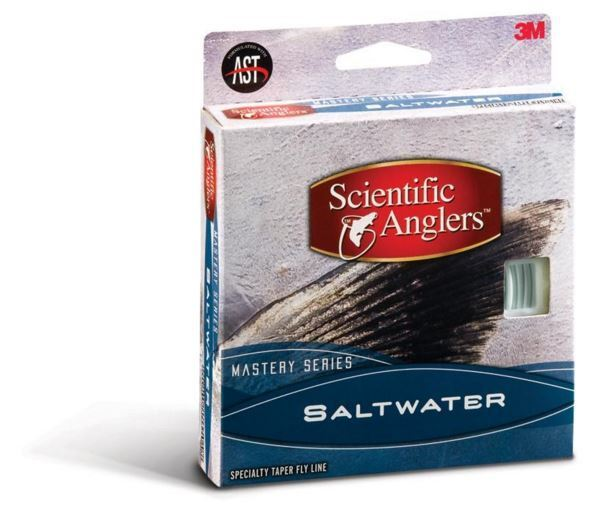 Scientific Anglers Mastery Series SALTWATER WF11F  NEW Yellow Horizon CLOSEOUT