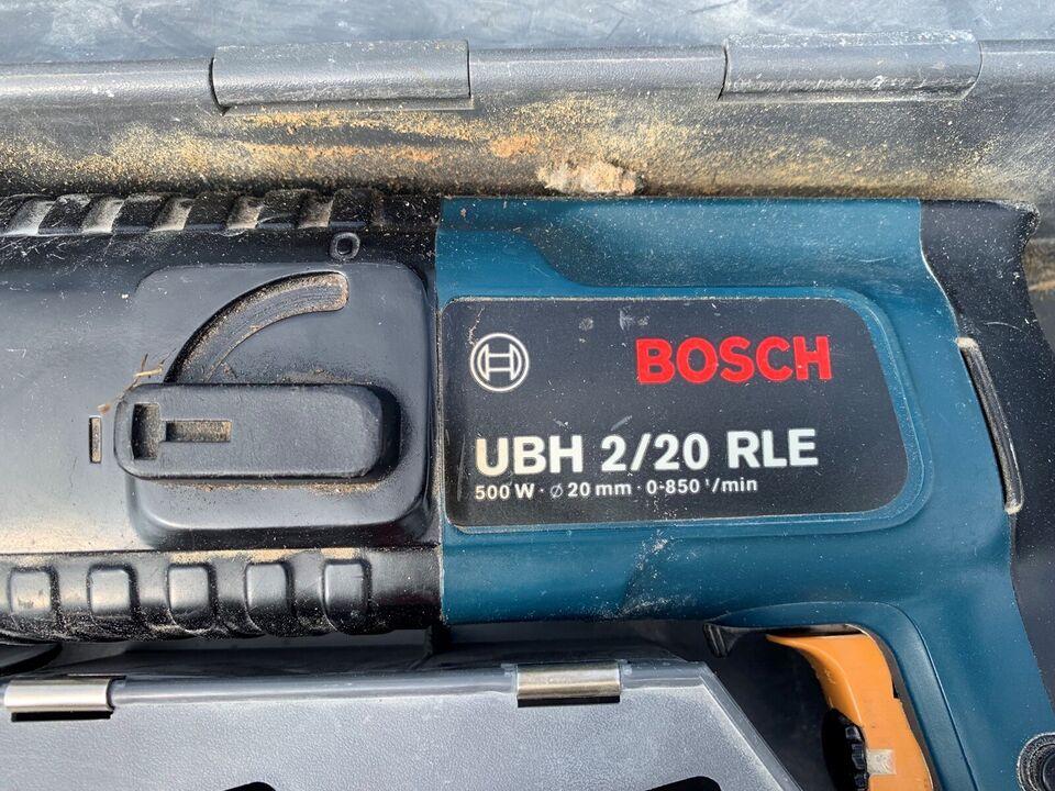 Borehammer, Bosch