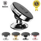 Baseus Universal 360 Degree Rotating Phone Holder Car Magnetic Mount Stand