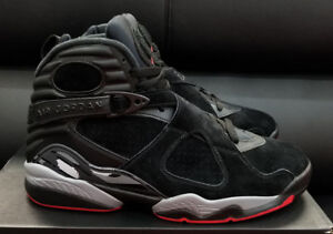 wholesale dealer 600a7 e26ad Details about AIR JORDAN RETRO 8 MENS 305381-022 OG ALTERNATE BRED VIII  CEMENT SHIP NOW