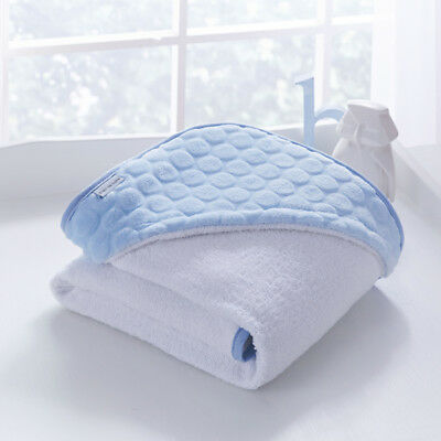 Clair de Lune Luxury Marshmallow Changing Mat Blue