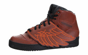 adidas Jeremy Scott Wings Basketball Redred S77803 Men's Sz