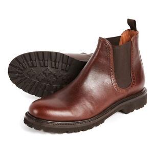 40c51d891e0 Details about NIB Wolverine 1883 Cromwell Chelsea Boots RRP $350