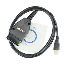 OBD2 USB Cable Auto Scanner Scan Tool for Audi VW VAG-COM KKL 409.1 Seat ESUS