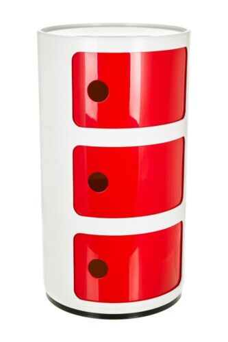TELEPHONE TABLE SIDE END STAND HALLWAY ROUND COFFEE LAMP MAGAZINE STORAGE UNIT