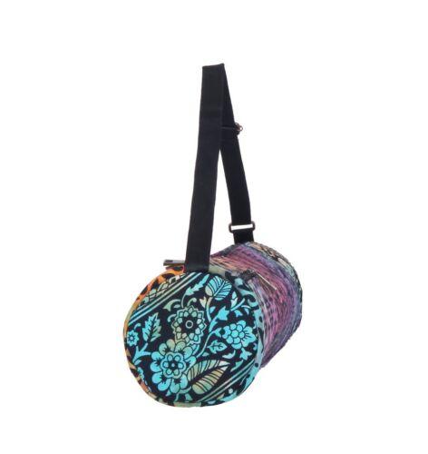 Details about  /Indian Handmade  Yoga Mat Bag Mandala Printed Gym Shoulder Mat Bag