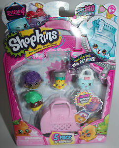 SHOPKINS-SEASON-4-NEW-5-PACK-with-NEW-SHOPKINS-PETKINS-Ready-to-send-PK-C