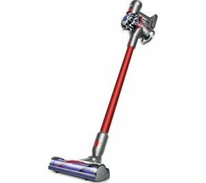 DYSON V7 Total Clean Cordless Vacuum Cleaner - Red - Currys