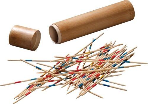 Philos Mikado Bambus 18 cm Holz-Spiele Gesellschaftsspiele Spiel Spielzeug spiel
