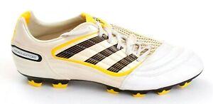 450b502ba94 Image is loading Adidas-Predator-Absolado-White-Yellow-amp-Black-FG-