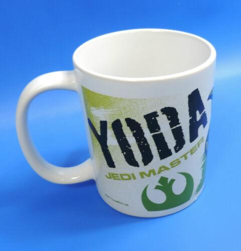 2 Stück Stor Disney yoda Star Wars Tasse Porzellantasse im Geschenk Set