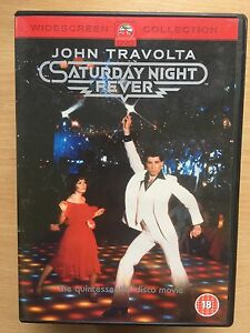 John-Travolta-Del-Sabato-Night-Fever-1977-Classico-Danza-Disco-Drammatico-UK
