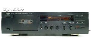 Yamaha-KX-380-Stereo-Single-Cassette-Deck-Tapedeck-12-Monate-Gewaehrl