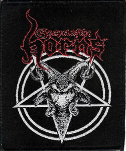 Gospel-Of-The-Horns-Baphomet-Patch-Destroyer-666-Bestial-Warlust-Nifelheim-GOTH