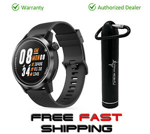 Coros APEX Premium Multisport Black Gray Watch 46mm with Power Bank Bundle