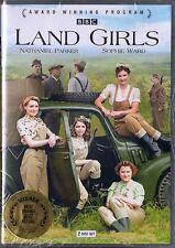 Land Girls Series 1 (DVD, 2010,2-Disc Set)Becci Gemmell, Nathaniel Parker,  BBC