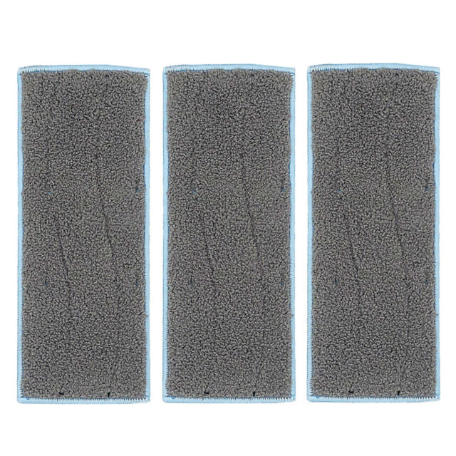 Washable Soft Mop Pads Cleaning Tool Kit for iRobot Braava Jet M6 Vacuum Cleaner