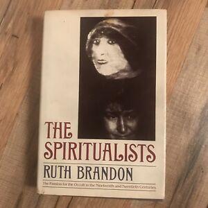 The-Spiritualists-by-Ruth-Brandon-Theosophy-Esoteric-Spiritualism-Occult-HC-DJ