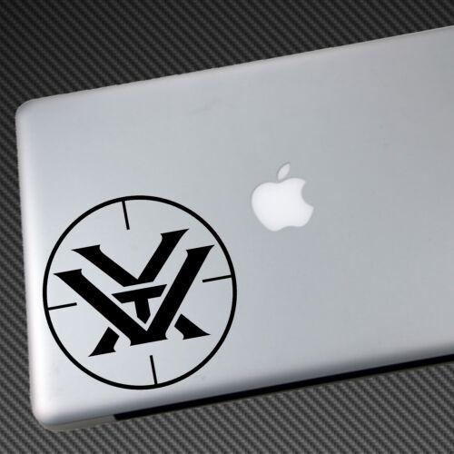 Vortex Optics Vinyle autocollant Decal shirt Scope Viper fusil PST Mount Rings Razor
