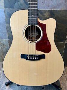 Beautiful 2018 Gibson Hummingbird Walnut M Avant Garde Antique Nude L.R. (412)