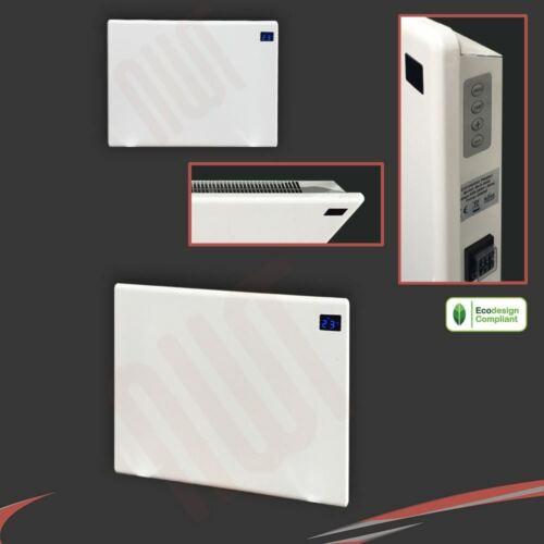 "1000 W /""NOVA Live R/"" Bianco riscaldatore elettrico Slimline Pannello 500 mm x 400 mm W H"