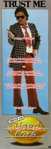 USED-CARS-1980-Kurt-Russell-TRUST-ME-Glasses-POSTER-3-Sizes-6-or-9-or-10-5-FT