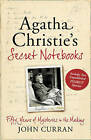 Agatha Christie's Secret Notebooks: Fifty Years of Mysteries in the Making - Includes Two Unpublished Poirot Stories by John Curran (Hardback, 2009)