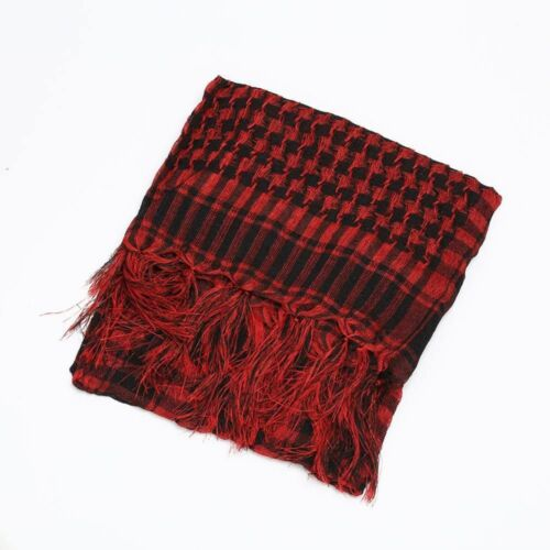 Thick Muslim Hijab Shemagh Tactical Desert Arab Scarves Men Women Winter Windy