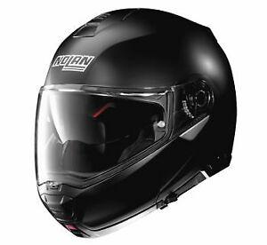 Nolan-Motorcycle-Helmet-N100-5-Flat-Black-Medium-Adult-Size-MD