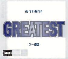 Greatest [Deluxe Edition] (CD & DVD), Duran Duran, Very Good Explicit Lyrics
