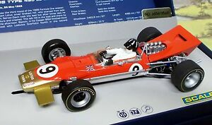 SCALEXTRIC-1-32-C3656A-TEAM-LOTUS-TYPE-49b-GRAHAM-HILL-9-LTD-ED-NIB