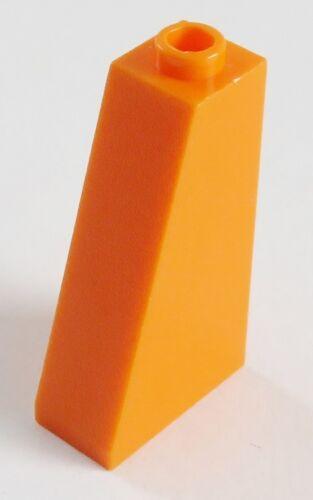 Dachstein / Slope 75  2 x 1 x 3 LEGO orange # 4460a 4 Stück