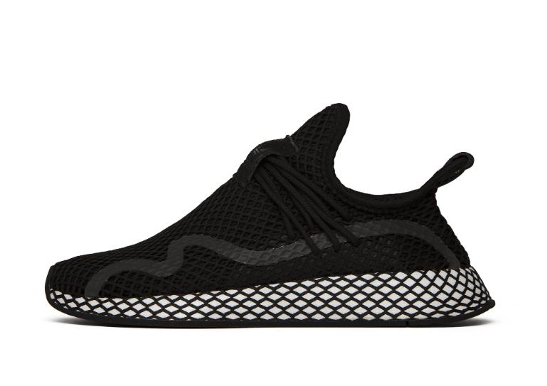 Nuevo zapatos caballero zapatillas Trainers adidas deerupt Runner bd7879