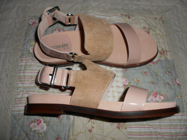 clearance sale low cost special section CHAUSSURES SANDALES en cuir ACCESSOIRE DIFFUSION POINTURE 35 NEUVES