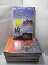 LAS CRONICAS DE NARNIA LA SILLA DE PLATA BK4 Spanish Literature Libros Espanol