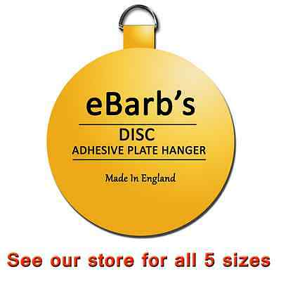 $1.95 to $25.99 BEST PRICES ON Original Disc Plate Hangers kits//deals by eBarb