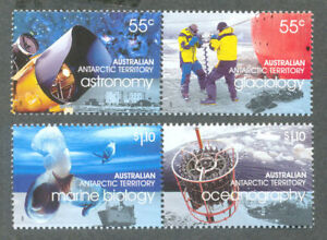 Australian Antarctic-année Polaire Internationale Neuf Sans Charnière 2007-afficher Le Titre D'origine