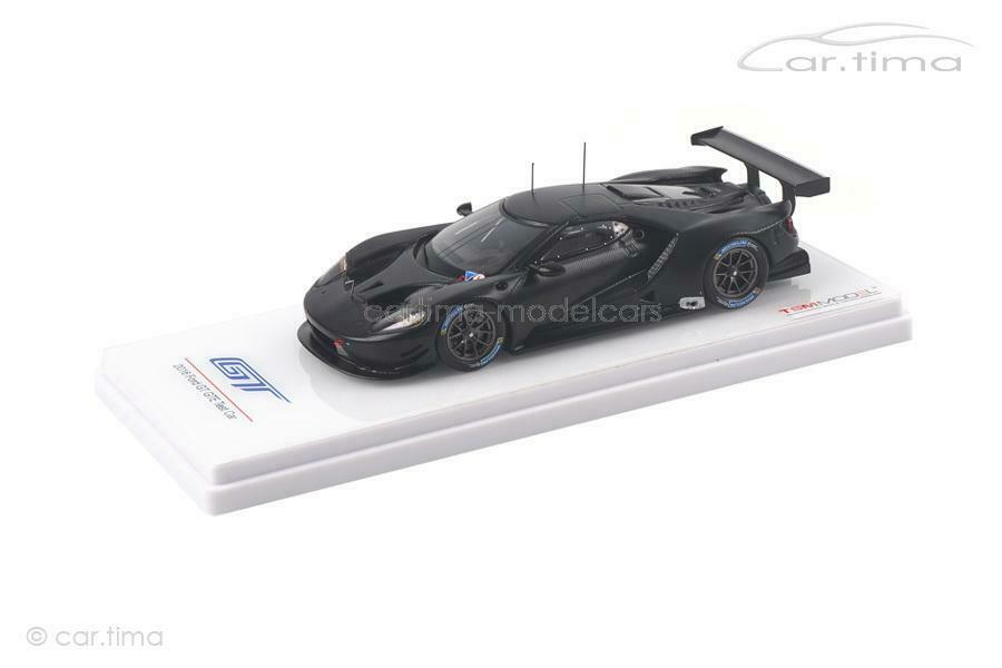 Ford GT - GTE Test voiture - Exclusive for USA - TSM-Modell - 1 43 - TSM430110