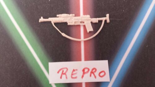 Star wars vintage arme repro rebel commando vintage