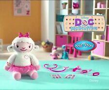 Disney Junior's Doc McStuffins Take Care Of Me Lambie Interactive Plush
