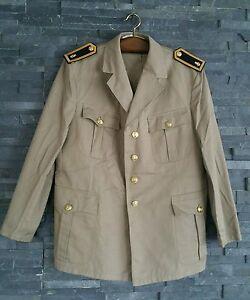 Bundeswehr Sakko khaki Bw Uniform Kostüm Marine Sakko khaki Tropen alle größen