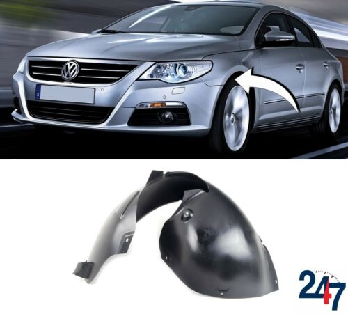 NEW VW PASSAT CC 2008-2012 FRONT WHEEL ARCH INNER COVER REAR PART LEFT N//S