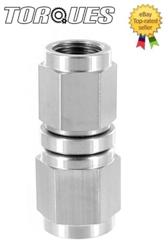 AN -3 3AN To AN-4 4AN Female to Female Adapter Fitting In Stainless Steel