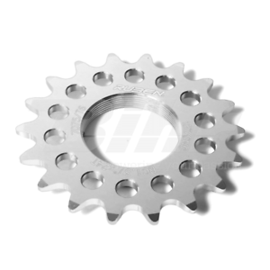 41609 Pignone fisso Fixie  Training Ruder  Berna LG150 BC1.37 x24T color silver  convenient