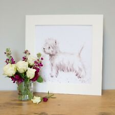 WrendaleDesigns A Trio Of Hedgehogs With Taupe Frame 62.5cm x 27.5cm