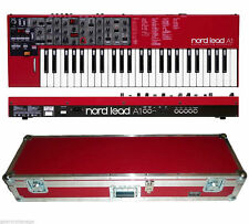 Nord Lead A1 Analog Modeling Synthesizer *NEW* FULL WARRANTY! + ATA FLIGHT CASE!